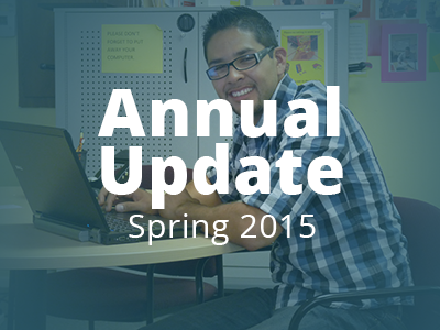Updated LCAP – Spring 2015